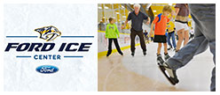 Ford Ice Center logo