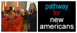 Pathway for New Americans logo
