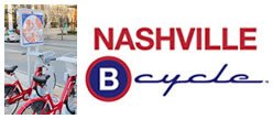Nashville B-cycle logo